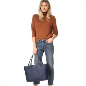 Tory Burch   York Tote Large Navy